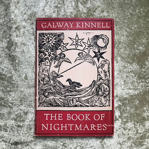The Book of Nightmares by Galway Kinnell