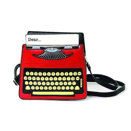 Retro Typewriter Bag