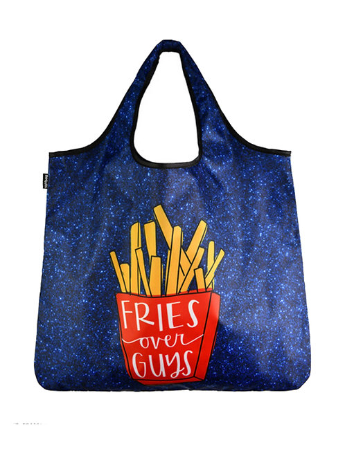 Fries Over Guy Reusable Shopping Bag