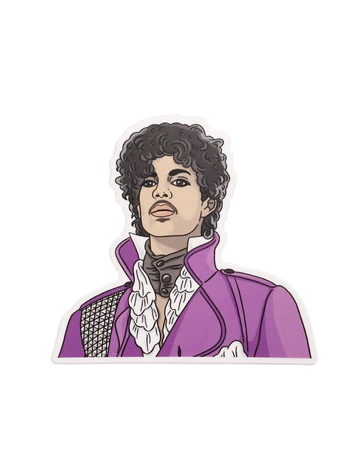Prince Die Cut Sticker