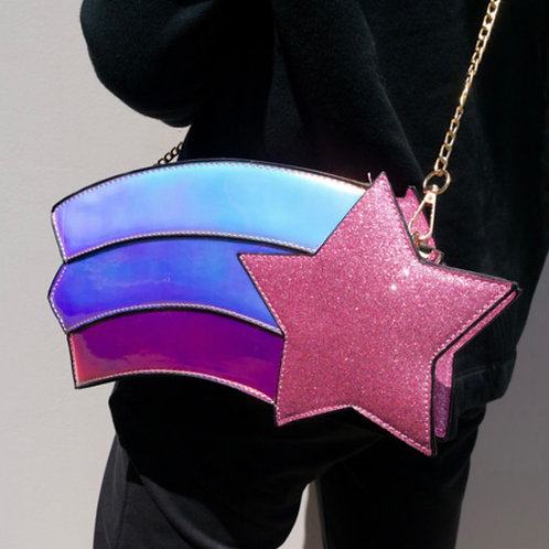 Truly Outrageous Shooting Star Bag