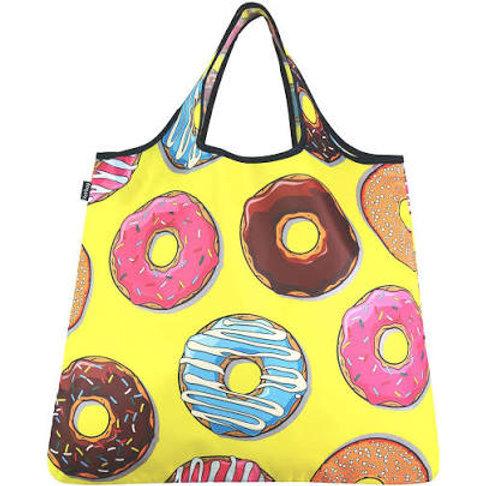 Donut Reusable Shopping Bag