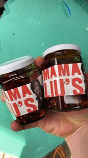 Mama Lius Chili Sauce - The Cannery.JPG