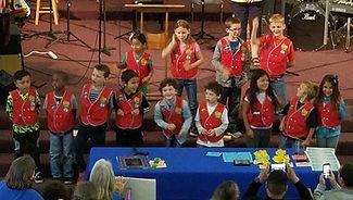 Awana children's ministry LifePointe Church Fallbrook Fallbrook First baptist Sparks