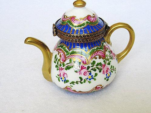 Limoges mini tea server