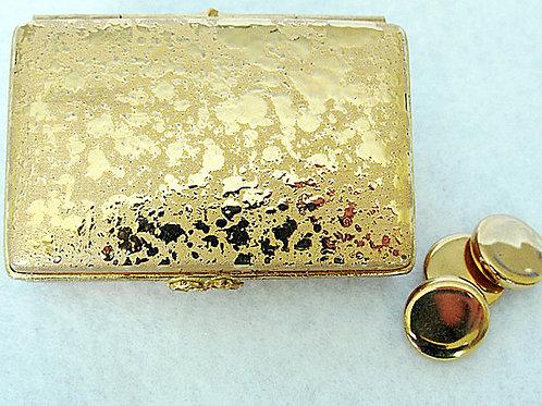 Limoges gilded box