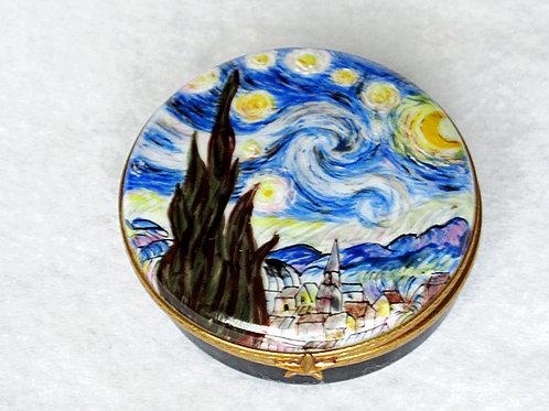 Van Gogh Limoges box