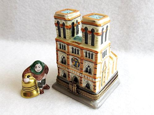NOTRE-DAME LIMOGES BOX