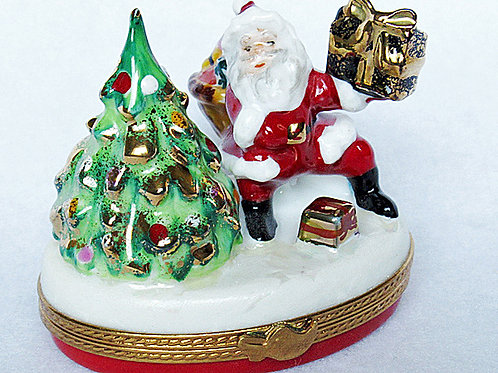 Limoges Chtistmas  box,