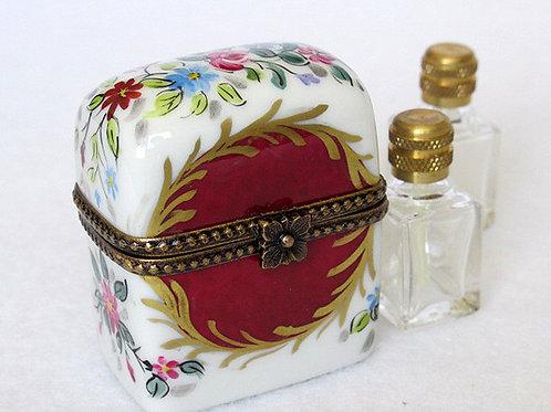 LIMOGES PERFUME BOX