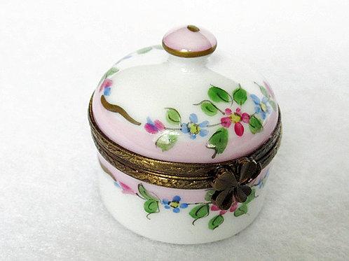 limoges porcelain pillbox