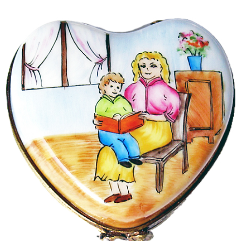 HAPPY MOTHER'S DAY LIMOGES