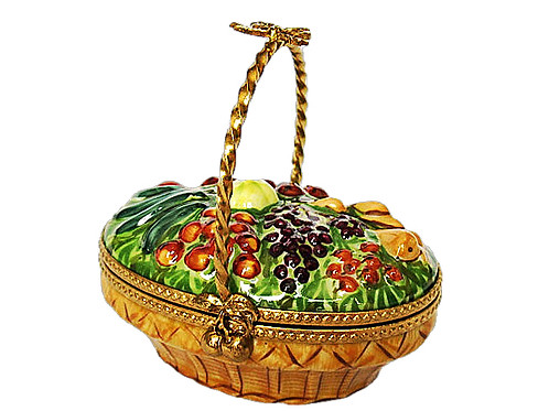 FRUIT BASKET LIMOGES