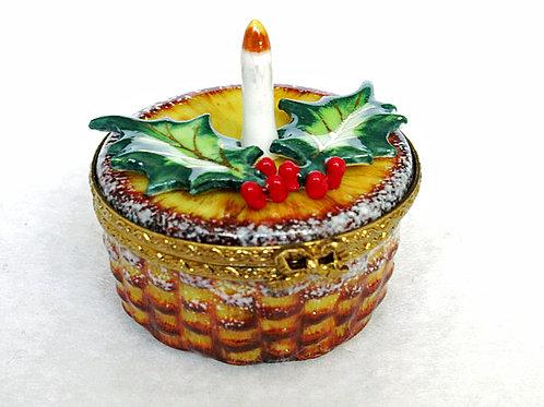 Christmas Limoges box