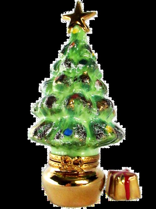 LIMOGES O' CHRISTMAS TREE