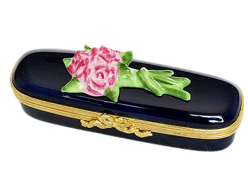 SUZANNE LIMOGES HAIRPIN BOX