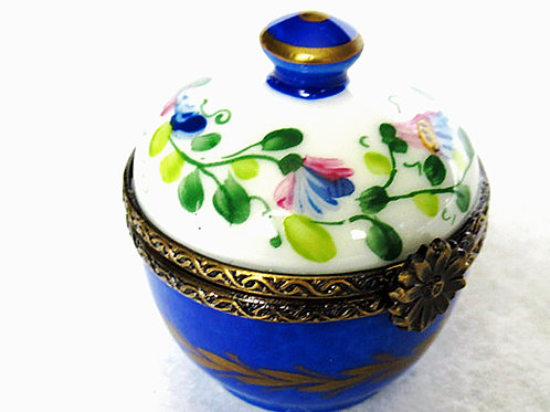 Limoges hand painted box