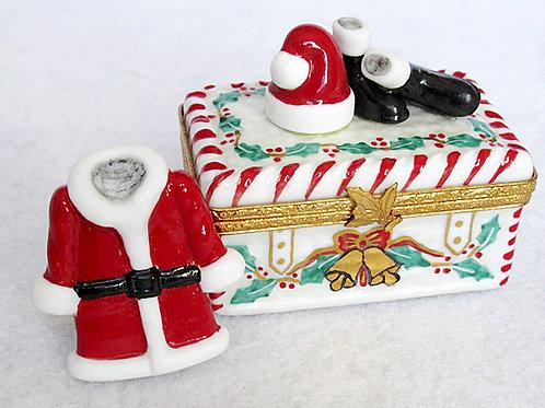 Santa's trunk Limoges