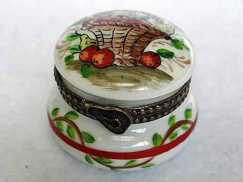 Limoges orchard design box