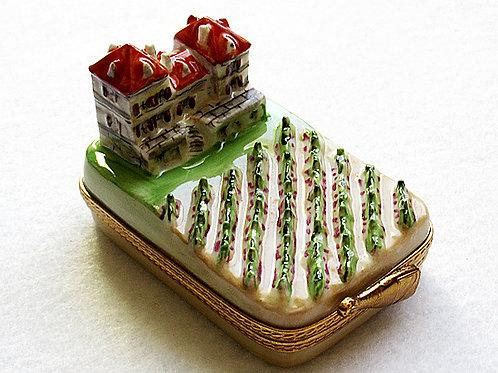 Chateau limoges box