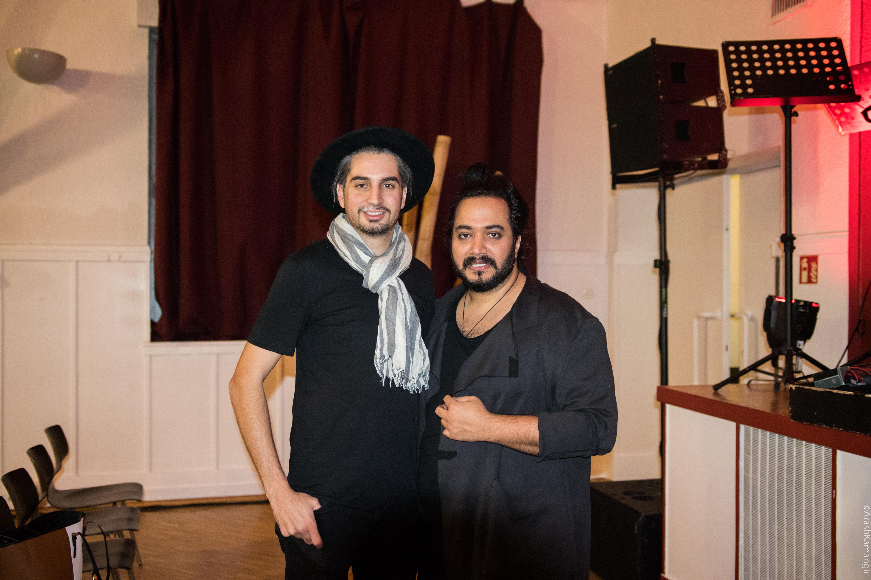 Majid Kazemi & Arash Kamangir