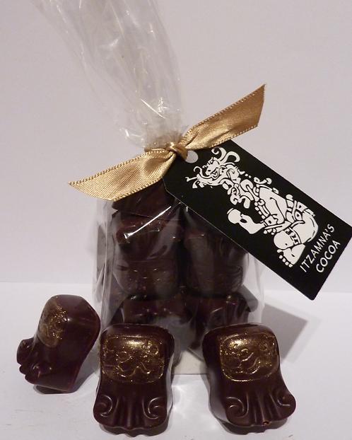 Luxury Bolivian Dark Chocolate Truffles (bag)