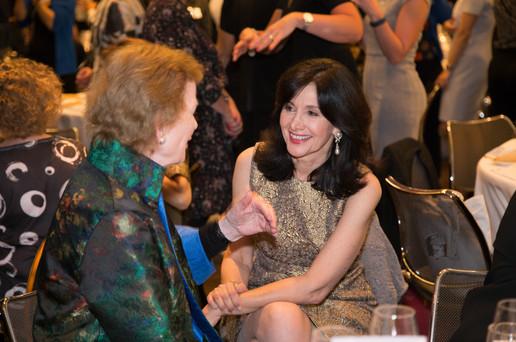 Joyce Kulhawik & Mary Robinson