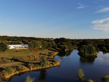 Are you getting married at Sylen Lakes in Carmarthenshire?