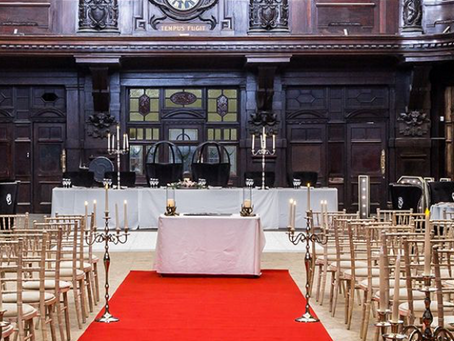 Are you getting married at the The Coal Exchange at Cardiff Bay?