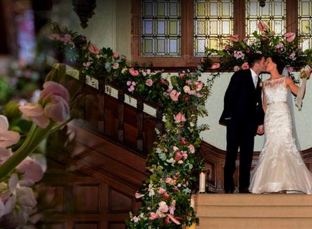 Weddings at Buckland Hall, Brecon
