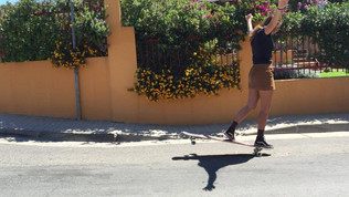 The Rise and Rise of Female Longboard Dancing