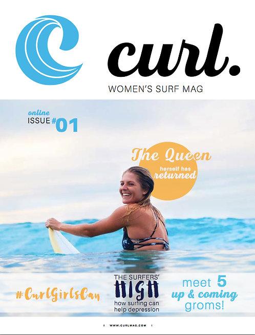 CURL online #1