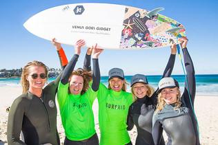 Bondi SurfAid Cup & Venus Goes Gidget