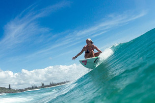 Get in your best zone for surfing
