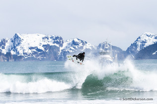 How to Survive and Improve your Surfing Through Winter
