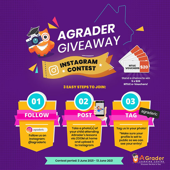AGrader Stay Home Instagram Contest_Fina