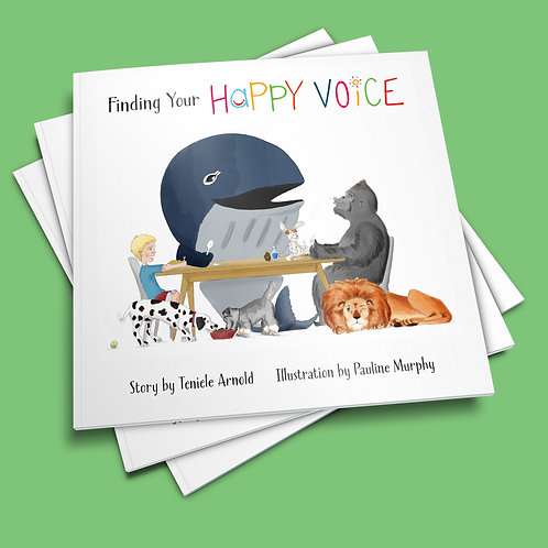 Finding your happy voice