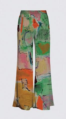 Art clothing - fun trousers