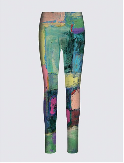 Art clothing accessory - the coolest leggings
