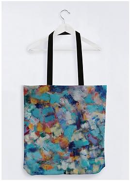 Art clothing accessory - fun tote bag