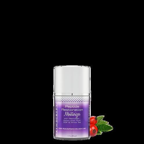 Peptide Restoration Moisturizer 1.7 oz