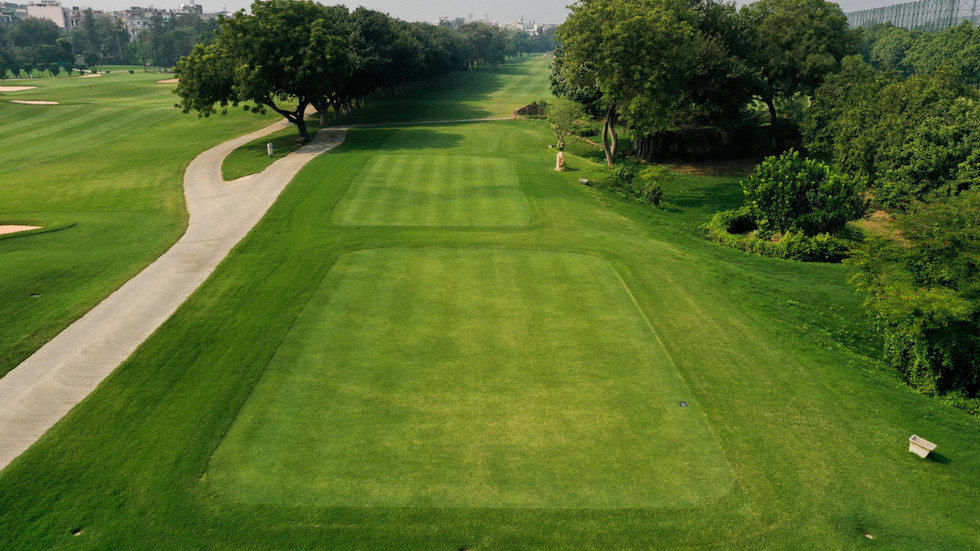 The New Back 9 at Qutab Golf Course