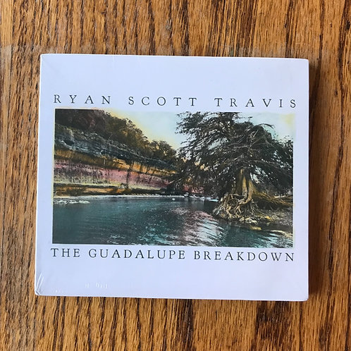 The Guadalupe Breakdown - CD