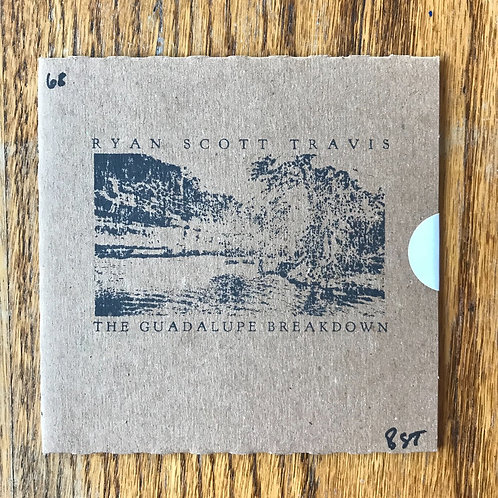 The Guadalupe Breakdown - CD (First Pressing, Signed, Numbered)