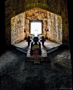 Pendennis Castle Cannon