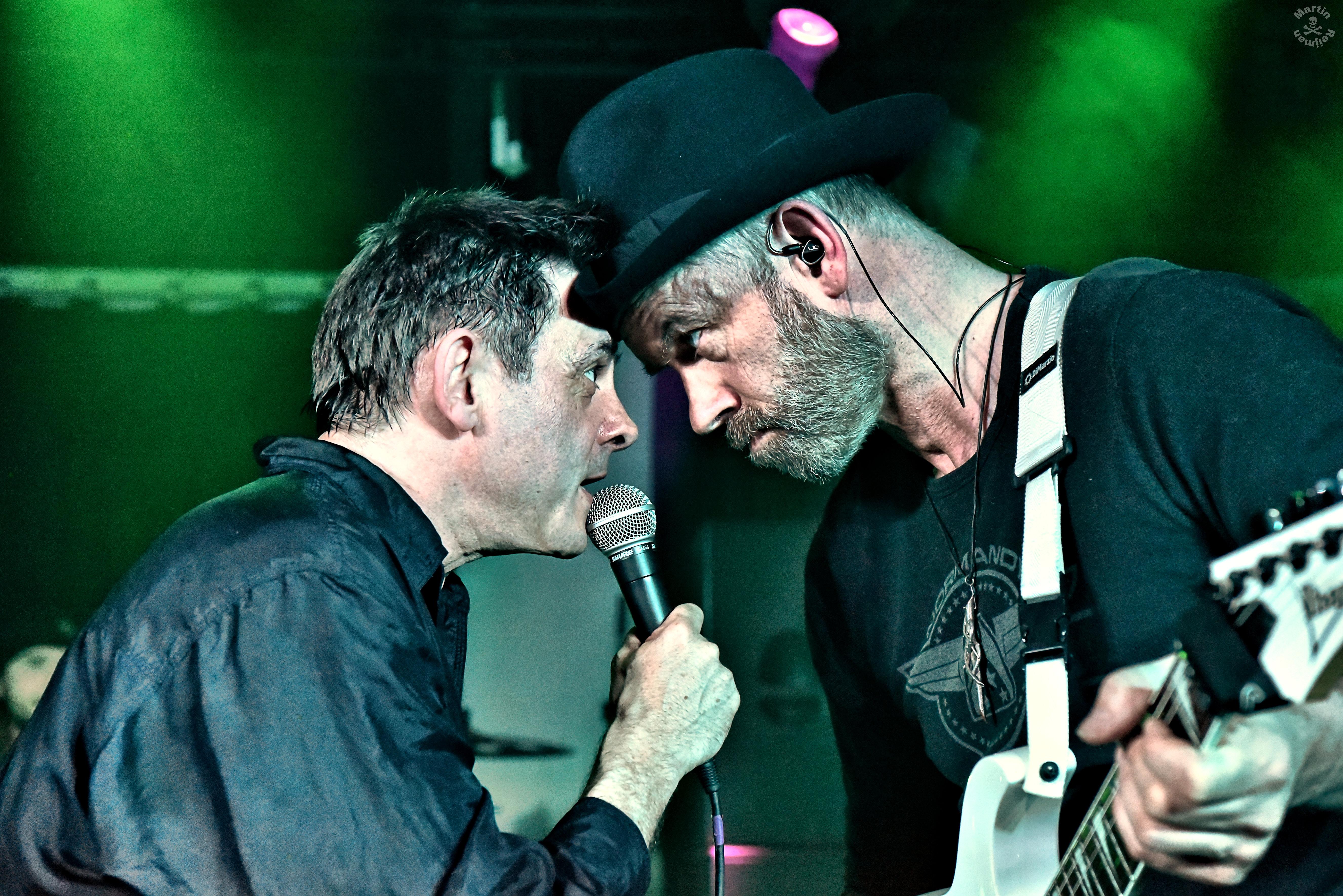 Alan and Mark
