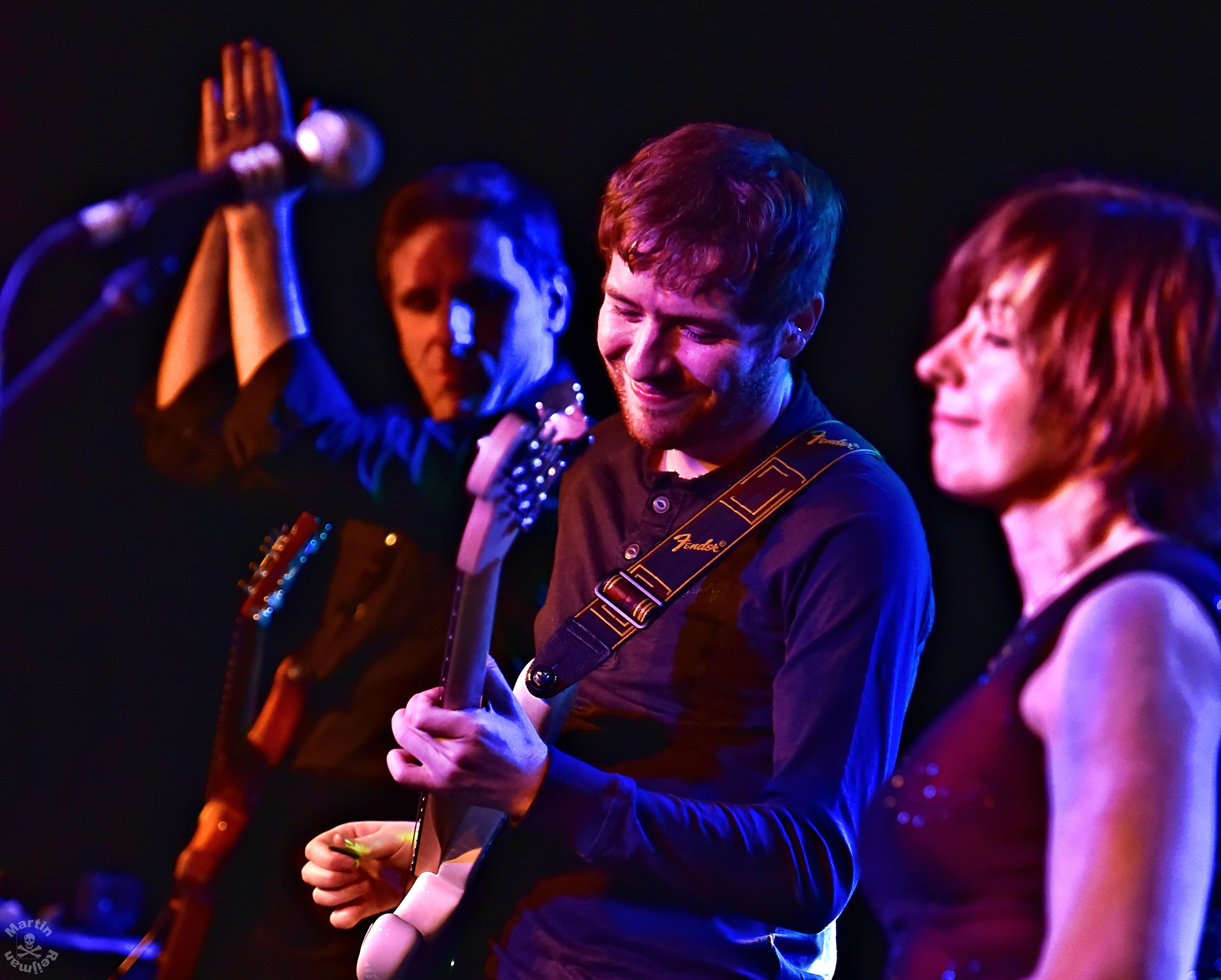 Chris, Dan and Tina