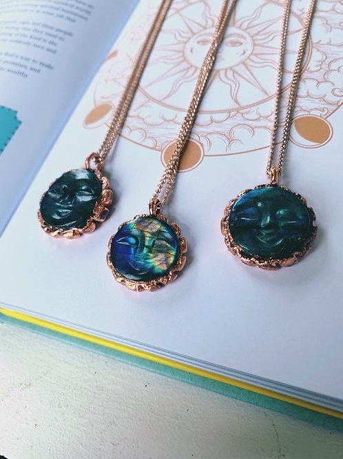 Sun Token Necklaces