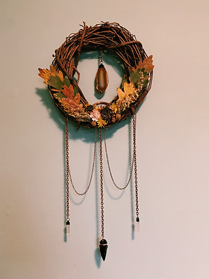 Samhain Blessings Wall Hanging