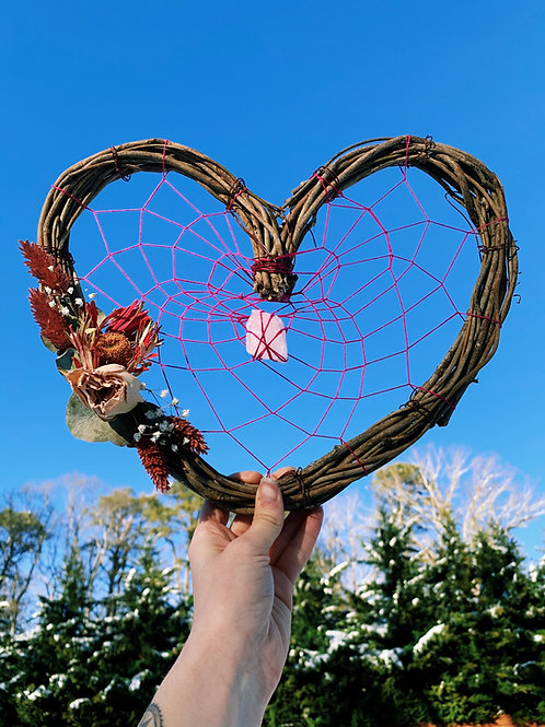 Weaving Webs of Love